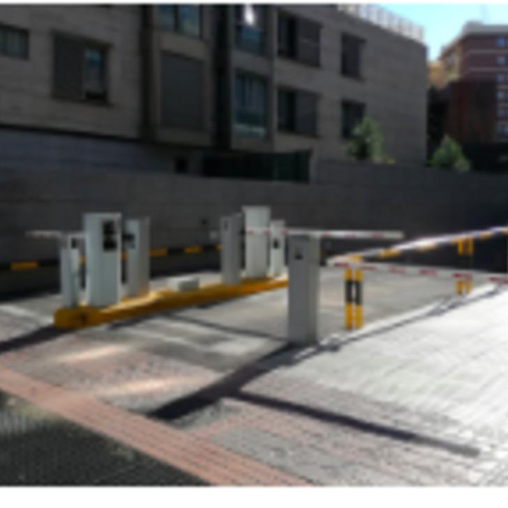 Parking Público FIRST ONE PARKING (Cubierto) Madrid