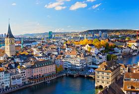 Parkplätze in Stadtmitte von Zürich - Buchen Sie zum besten Preis
