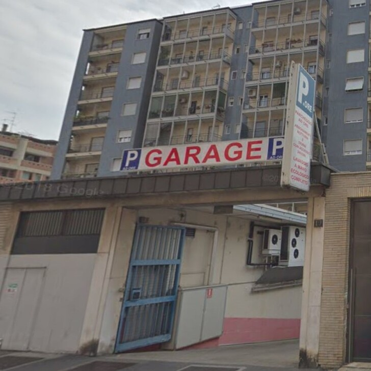 GARAGE MAFFEI Openbare Parking (Overdekt) Milano