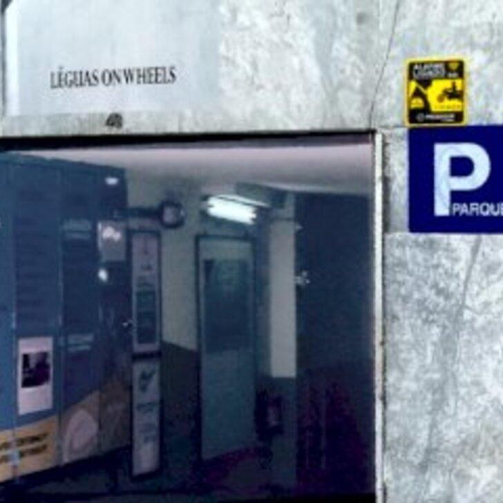 Parking Public LEGUAS ON WHEELS (Couvert) Porto