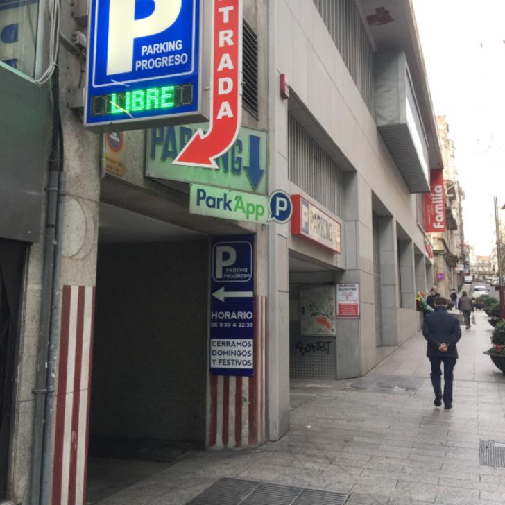 Parking Public PROGRESO (Couvert) Vigo