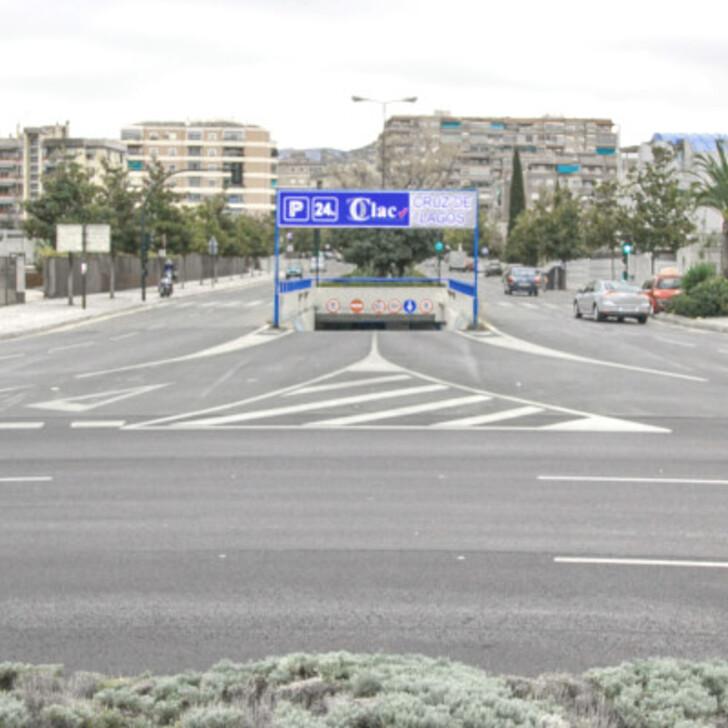 Estacionamento Público IPARK CRUZ DE LAGOS (Coberto) Granada