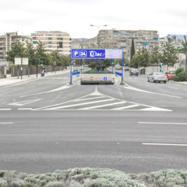 IPARK CRUZ DE LAGOS Openbare Parking (Overdekt) Granada