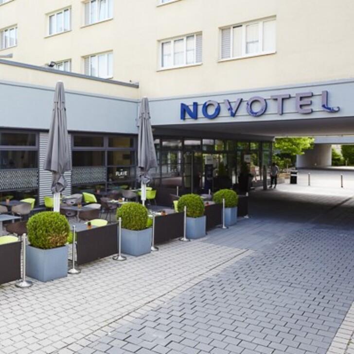 Parking Hotel NOVOTEL MÜNCHEN CITY (Cubierto) München