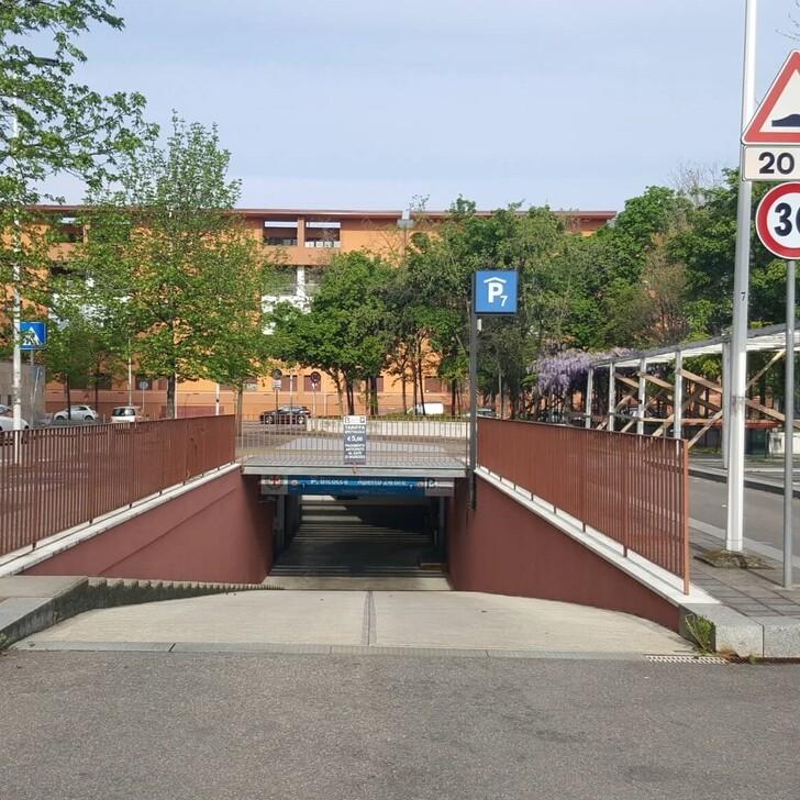Parcheggio Pubblico BICOCCA P7 (Coperto) Milano