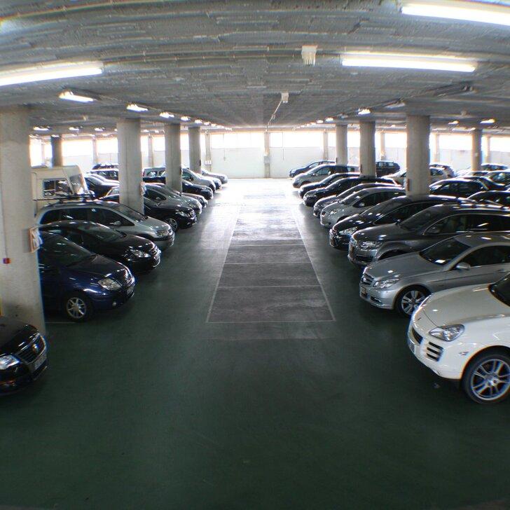 Parking Low Cost AEROPORTO PARQUE (Cubierto) Prior velho