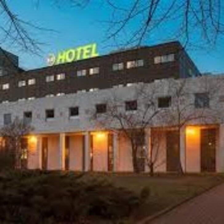 Estacionamento Hotel B&B HOTEL CREMONA (Coberto) Cremona