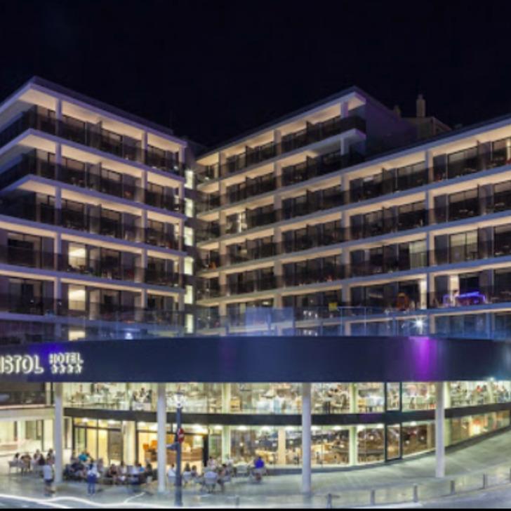 BRISTOL BENIDORM Hotel Car Park (Covered) Benidorm