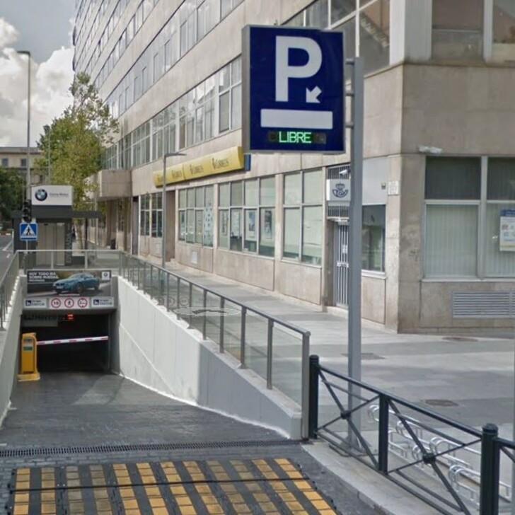 Parking Public APK2 CÁCERES CENTRO (Couvert) Cáceres
