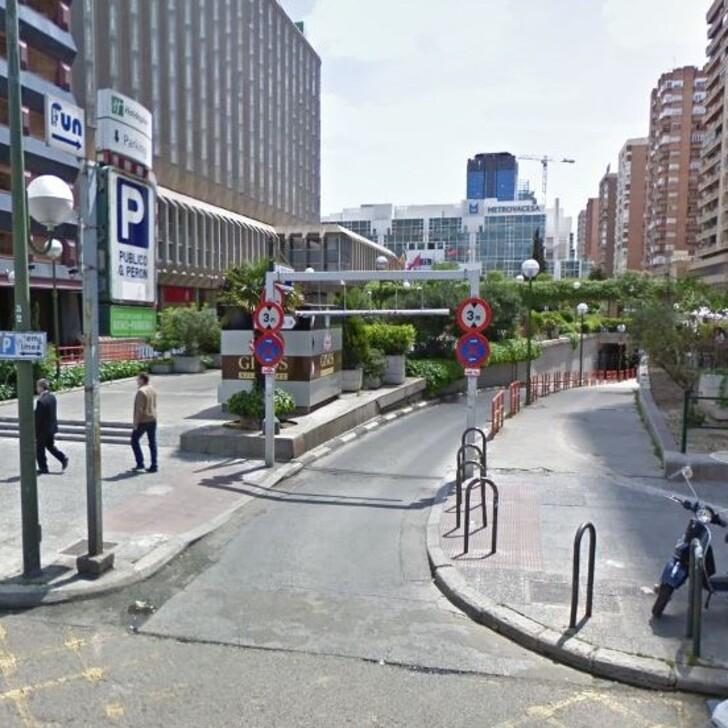 Parking Public APK GENERAL PERON 32 (Couvert) Madrid