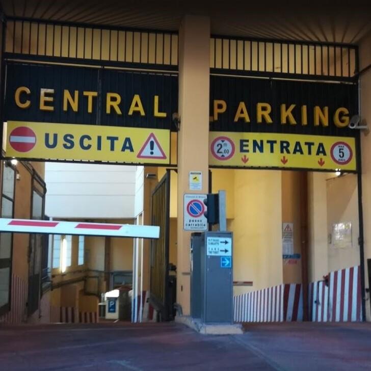 Estacionamento Público CENTRAL PARKING (Coberto) Milano