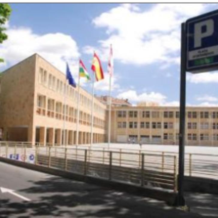 Estacionamento Público CONTINENTAL- PLAZA AYUNTAMIENTO DE LOGROÑO (Coberto) Logroño