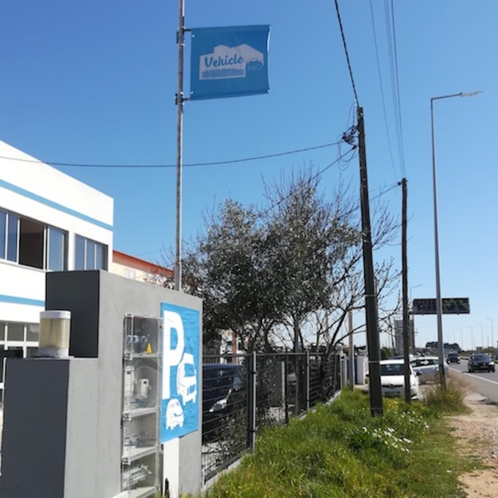 Estacionamento Low Cost VEHICLE STORAGE FARO (Exterior) Faro