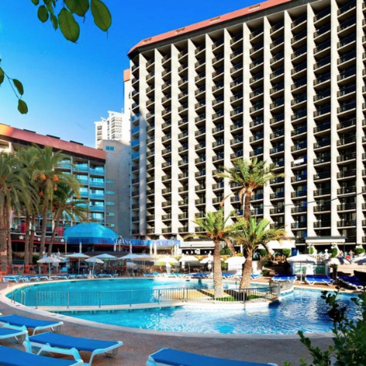 MARINA BENIDORM Hotel Car Park (Covered) Benidorm