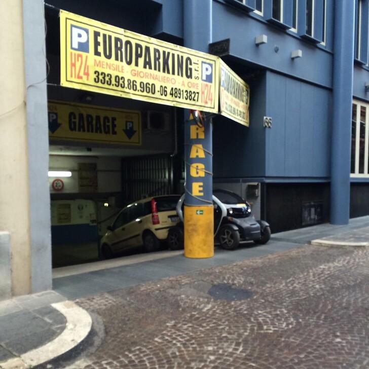 Parcheggio Pubblico EURO PARKING (Coperto) Roma