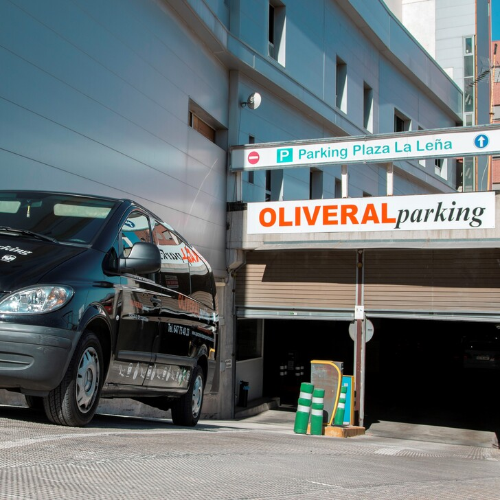 Parking Discount OLIVERALPARKING (Couvert) Manises