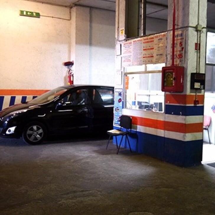 Parking Público AUTORIMESSA BRUZI (Cubierto) Roma
