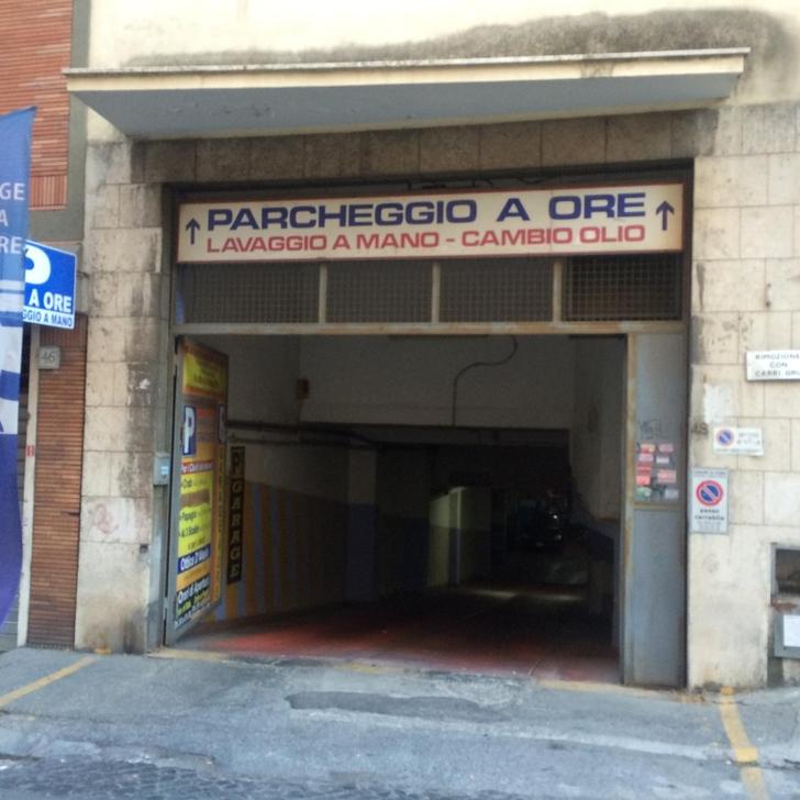 PARK COLOSSEO Openbare Parking (Overdekt) Roma