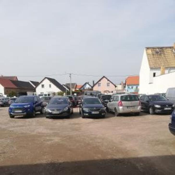 FLUGHAFENPARKPLATZ MÜNCH Discount Parking (Exterieur) Schkeuditz