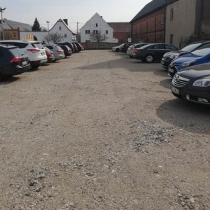FLUGHAFENPARKPLATZ VICTORIA Discount Parking (Exterieur) Schkeuditz
