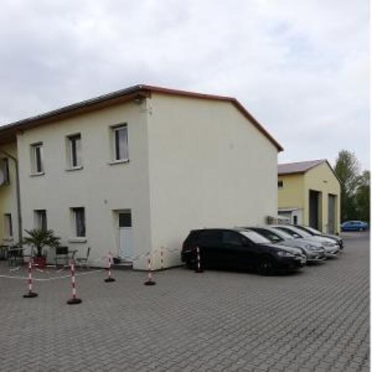 Estacionamento Low Cost FLUGHAFENPARKPLATZ FREUDENAU (Exterior) Schkeuditz