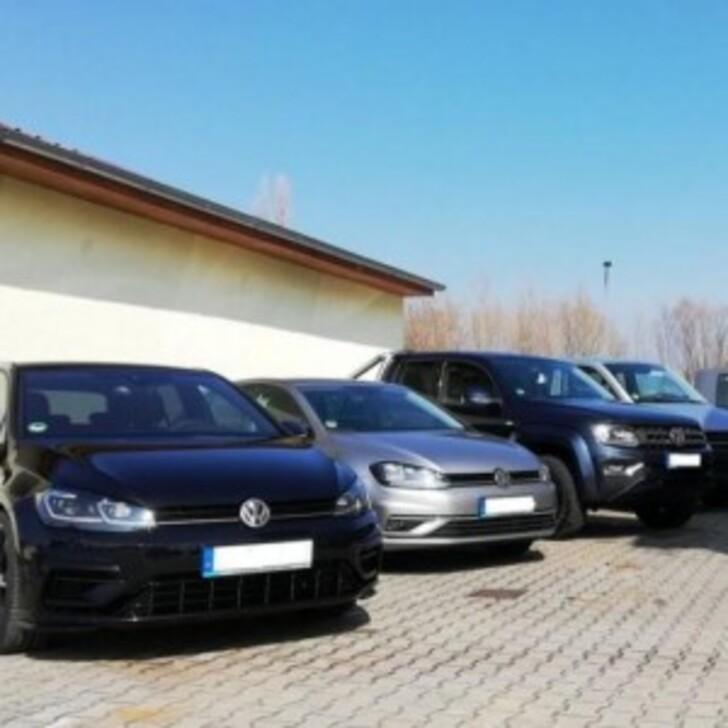 Parking Low Cost PARKPLATZ AIRPORT LEIPZIG (Exterior) Schkeuditz