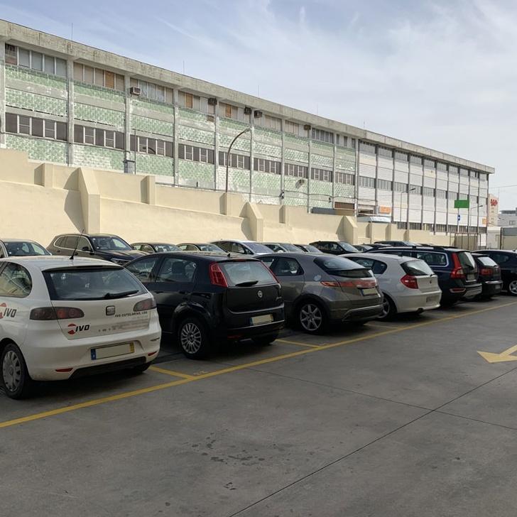PARKING TERMINAL 1 Discount Car Park (External) Prior Velho