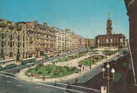 Parkeerplaatsen Aliados in Porto - Boek tegen de beste prijs