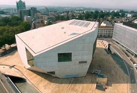 Parkeerplaats Casa da Musica : tarieven en abonnementen - Parkeren bij een evenementenhal | Onepark
