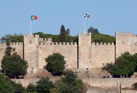Parkings Castelo de São Jorge à Lisbona - Réservez au meilleur prix