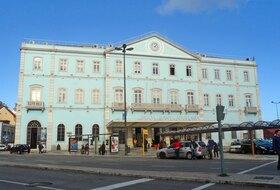 Parques de estacionamento Estação de Santa Apolónia em Lisboa - Reserve ao melhor preço