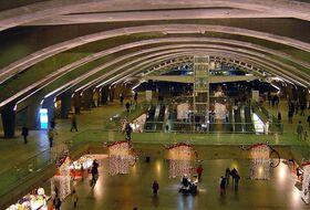 Parques de estacionamento Estação Gare do Oriente - Lisboa em Lisboa - Reserve ao melhor preço