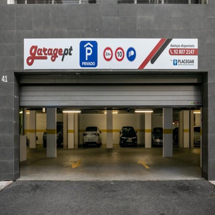 GARAGEPT EDIFICIO PLANALTO Openbare Parking (Overdekt) Carnaxide