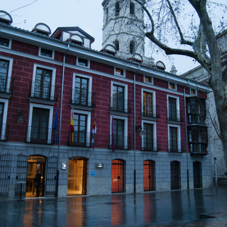 ZENIT EL COLOQUIO Hotel Car Park (Covered) Valladolid