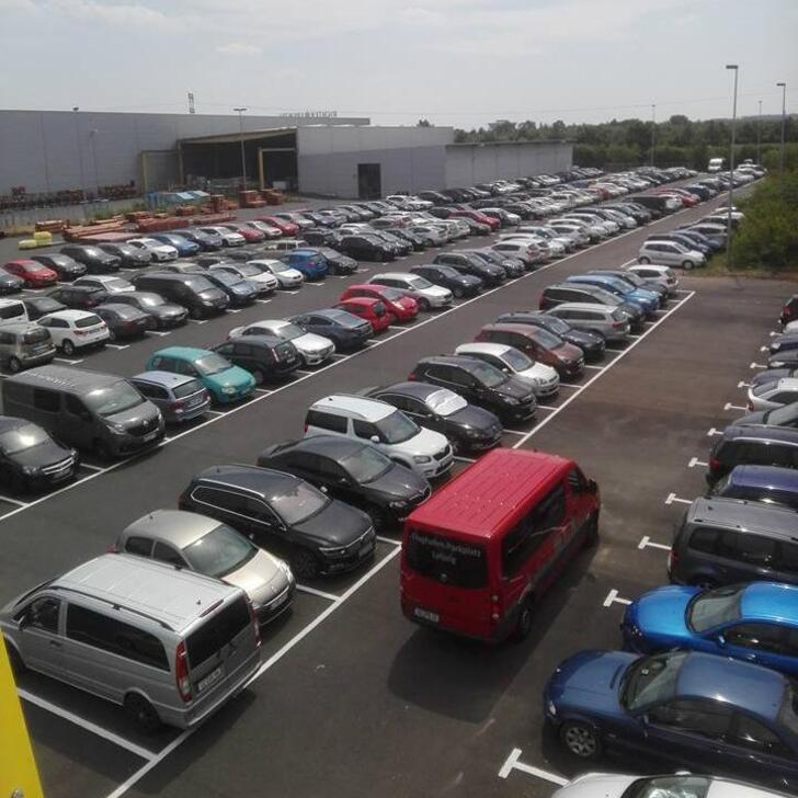 FLUGHAFENPARKPLATZ LEIPZIG Discount Parking (Exterieur) Schkeuditz