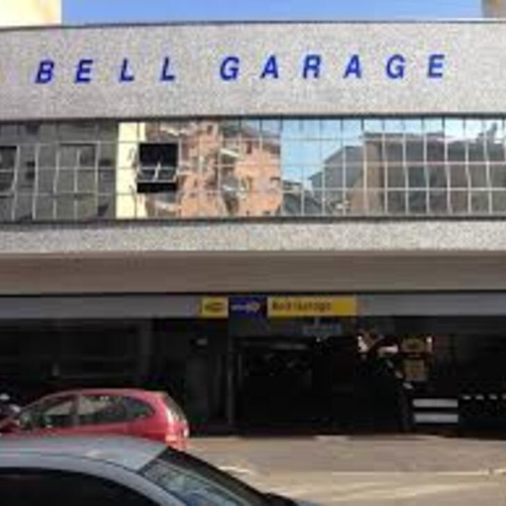 Parking Público BELL GARAGE (Cubierto) Milano
