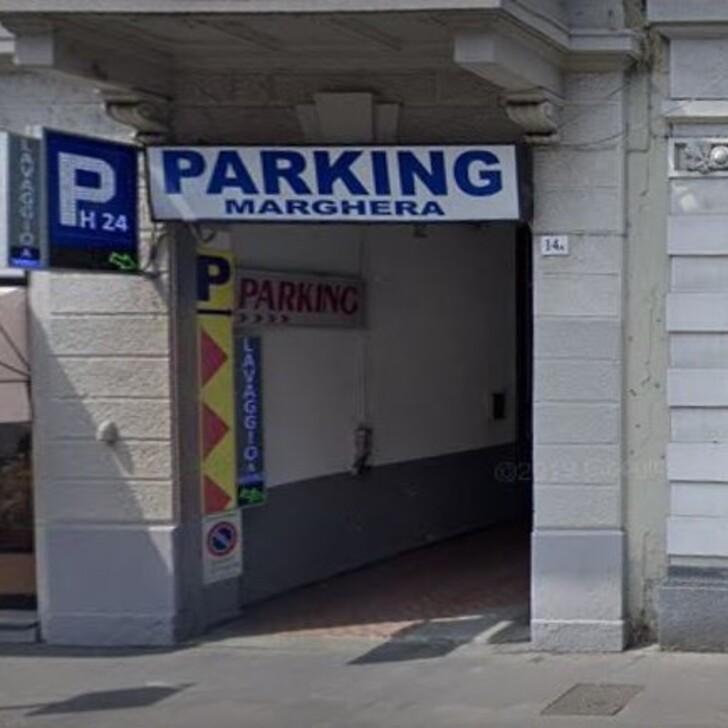 GARAGE MARGHERA Public Car Park (Covered) Milano