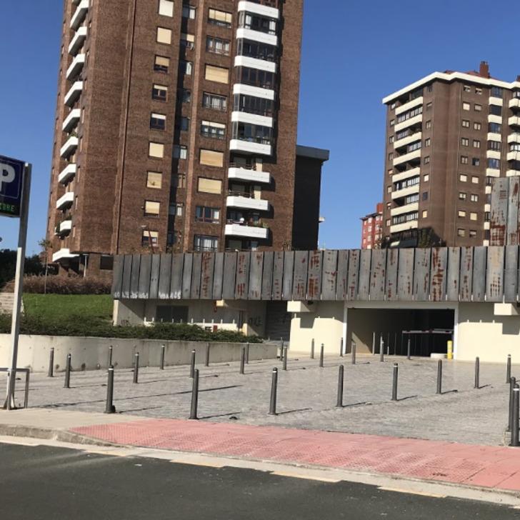 Parking Público LA MARGA (Cubierto) Santander