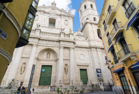 Catedral de Valladolid car parks in Valladolid - Book at the best price