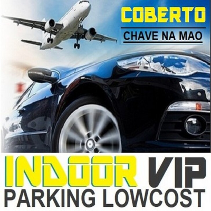 Parking Discount INDOOR VIP LOW COST (Couvert) Custóias