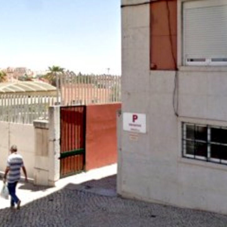 V DINASTIA GUESTHOUSE LISBOA Hotel Parking (Exterieur) Lisboa