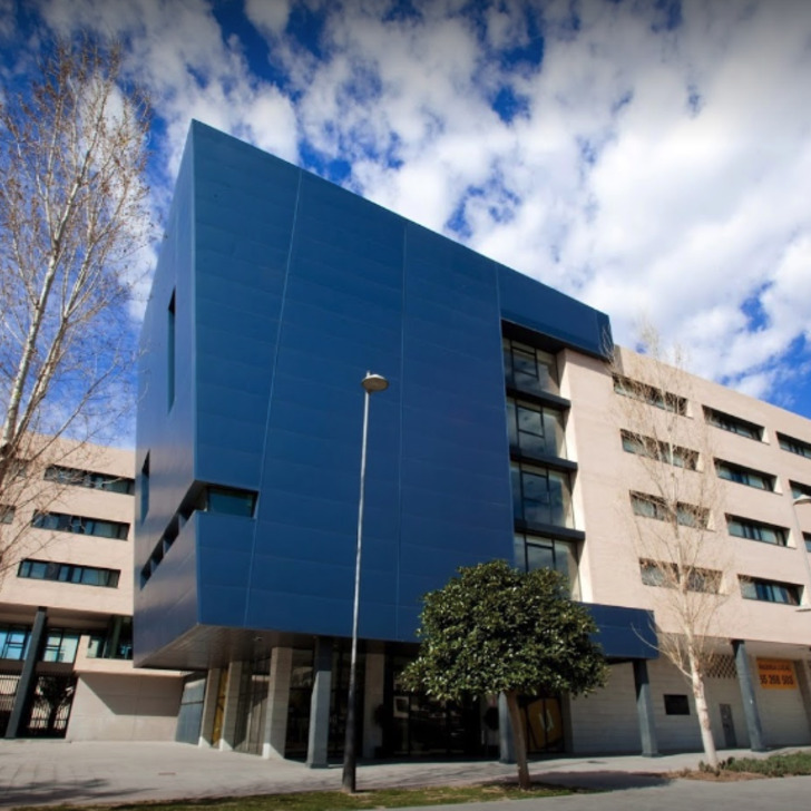 VILLA UNIVERSITARIA ALC Building Car Park (Covered) Sant Vicent del Raspeig