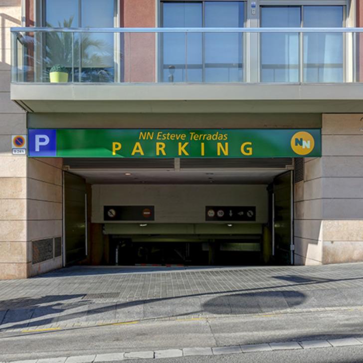 N.N. ESTEVE TERRADAS Openbare Parking (Overdekt) Barcelona