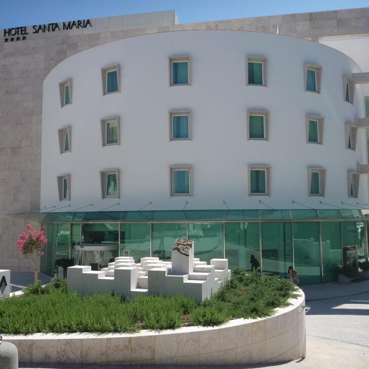 Estacionamento Hotel SANTA MARIA (Coberto) Fátima