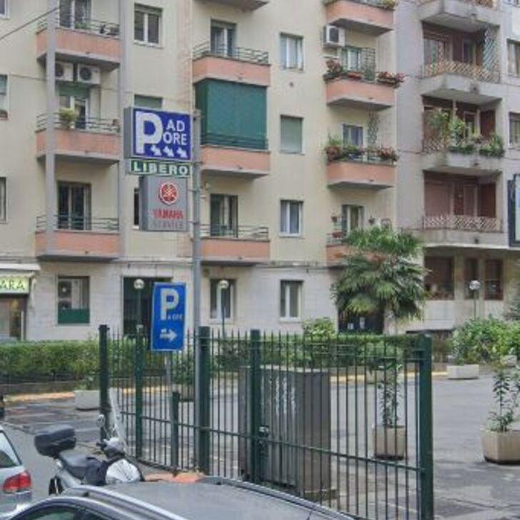Estacionamento Público GARAGE GOVONE S.R.L (Coberto) Milano