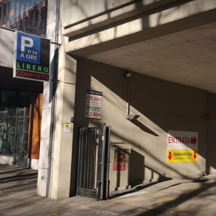 Parking Público GARAGE CASSALA MILANO (Cubierto) Milano