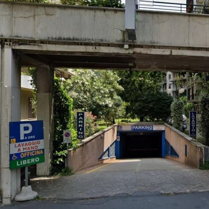 Parking Público GARAGE FIERA (Cubierto) Milano