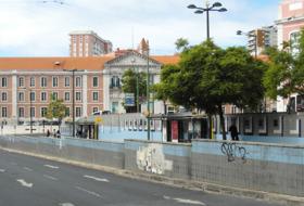 Parkings Largo do Rato à Lisbonne - Réservez au meilleur prix