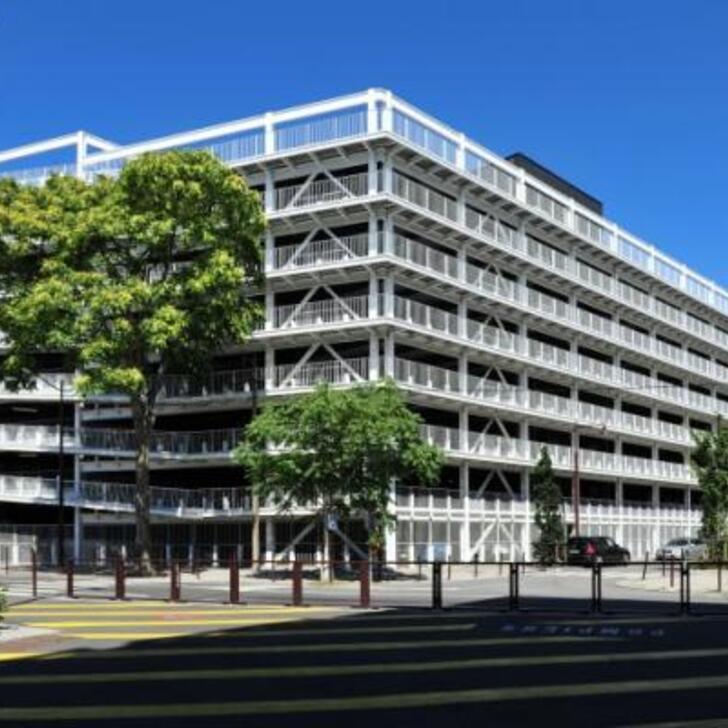 Parking Officiel EFFIA LES MACHINES DE NANTES (Couvert) Nantes