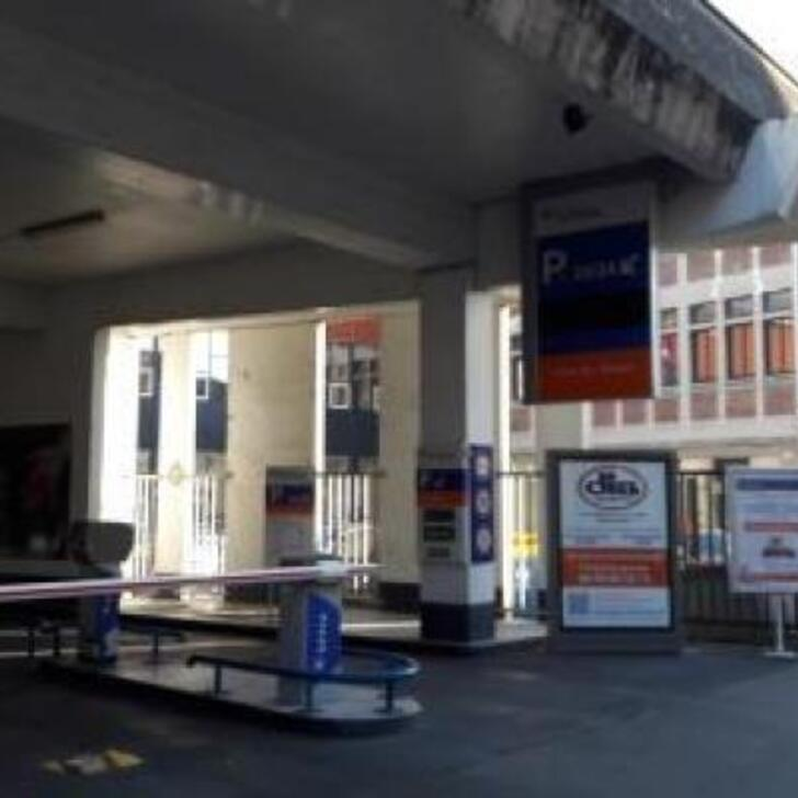 Parking Officiel EFFIA GARE DE ROUEN-RIVE-DROITE P2 (Couvert) Rouen